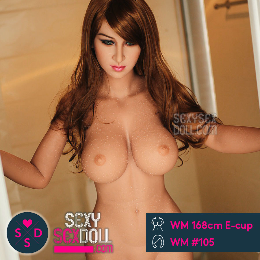 Caucasian Sex Dolls - WM 168cm E-cup Holly