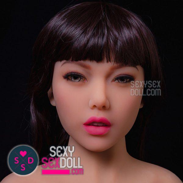 Korean sex doll head