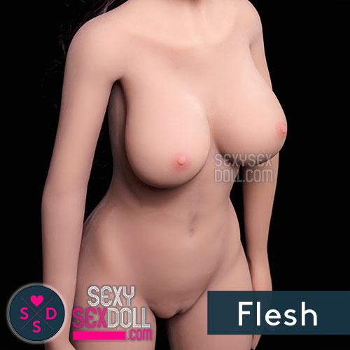 Caucasian Flesh