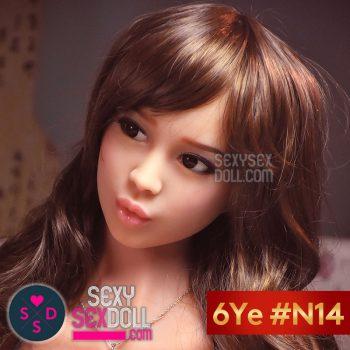 6YE Head #N14