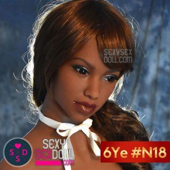 6YE Head #N18