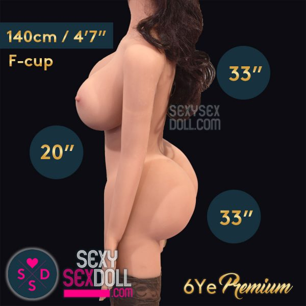 6ye 140cm F-cup by SexySexDoll