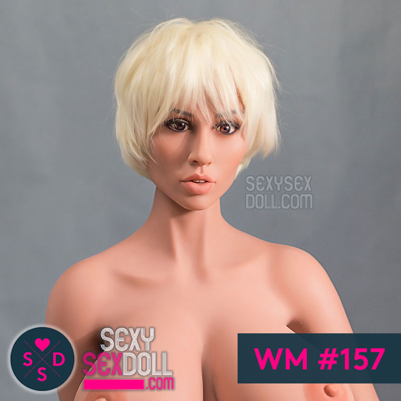WM Sex Doll Head #157