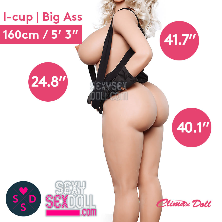 Climax 160cm Fat Ass Body Chubby Sex Doll by SexySexDoll-5