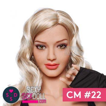 CM Head #22 Josie