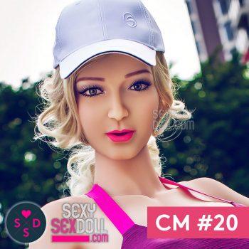 CM Head #20 Cloris