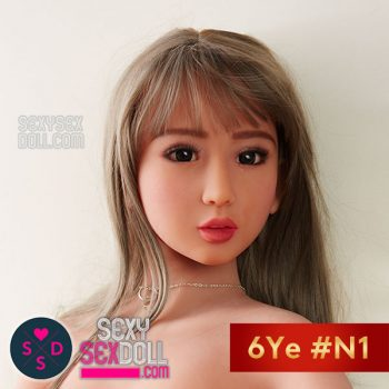 六野(6Ye) 頭 #N1 友美