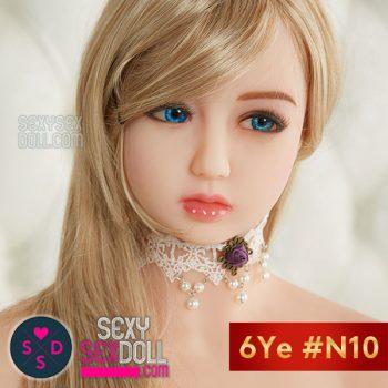 六野(6Ye) 頭 #N10 オルガ