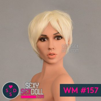 WM sex doll head #157 Maisie by SexySexDoll.com