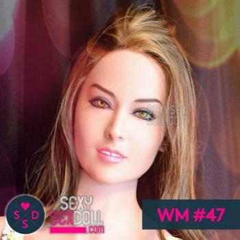 WM head #47 Maja