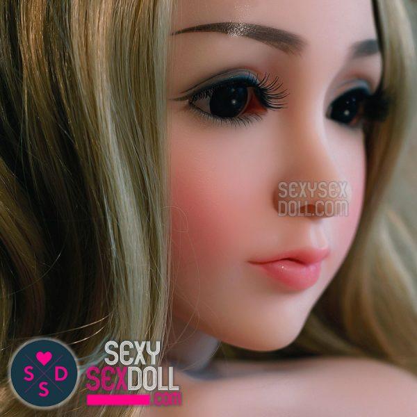 Z-One Silicone Polish Sex Doll - Little busty Elżbieta by SexySexDoll