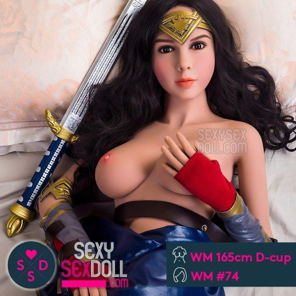 Wonder woman sex doll - WM 165cm D-cup Diana