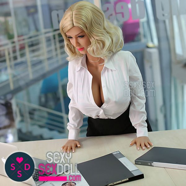 Secretary Sex Doll - Climax 160cm I-cup Head #22 Cloris