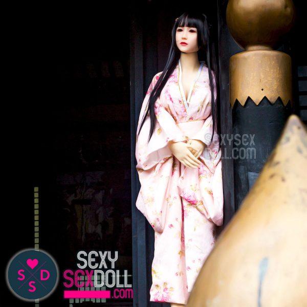 日本の王女ドール WM製168cm E-cup + WM ヘッド #85 澄子