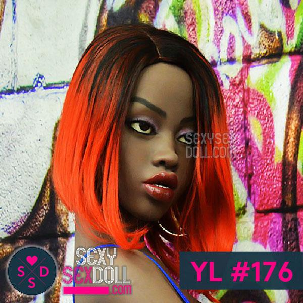 WM sex doll head #176 Aliyah アリヤ