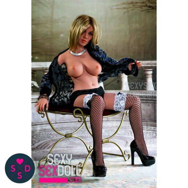 巨乳で綺麗で痴女な義姉ドール YL製135cm C-cup + YL ヘッド #84 ハイジ