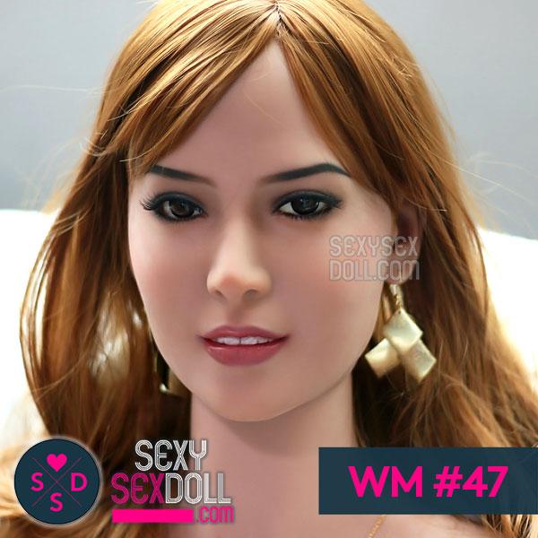WM best love doll head #47 housewife Maja