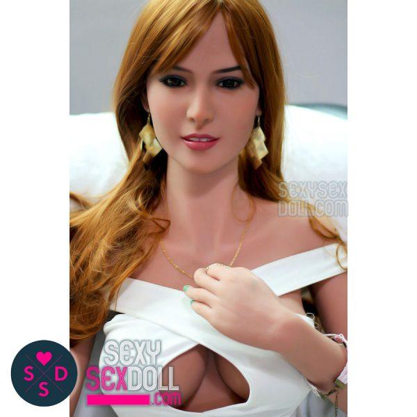 Best love doll - WM 165cm D-cup housewife WM head #47 Maja