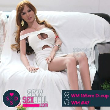 Best love doll - WM 165cm D-cup housewife WM head #47 Maja
