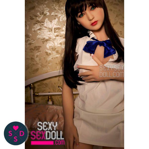 Real sex doll - WM153cm A-cup Kurumi