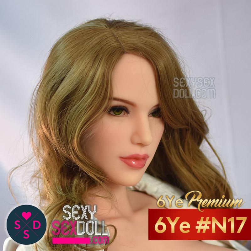 6Ye Head #N17 Britney