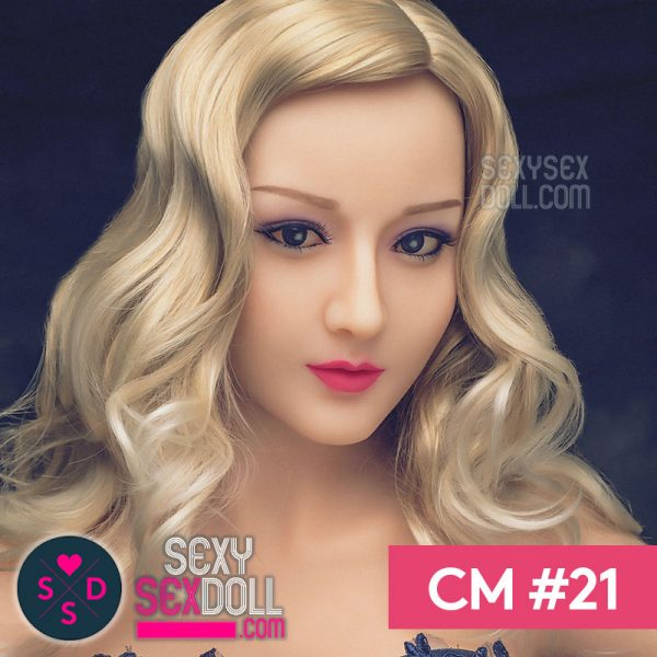 CM Head #21 Ester