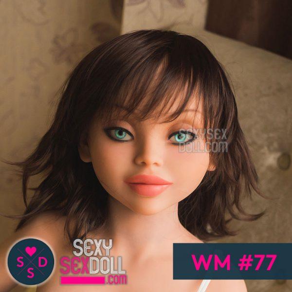 WMラブドールの頭部 #77 レジーナ