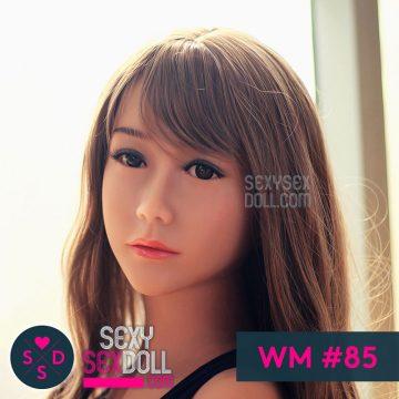 WMラブドールの頭部 #85 沙理奈