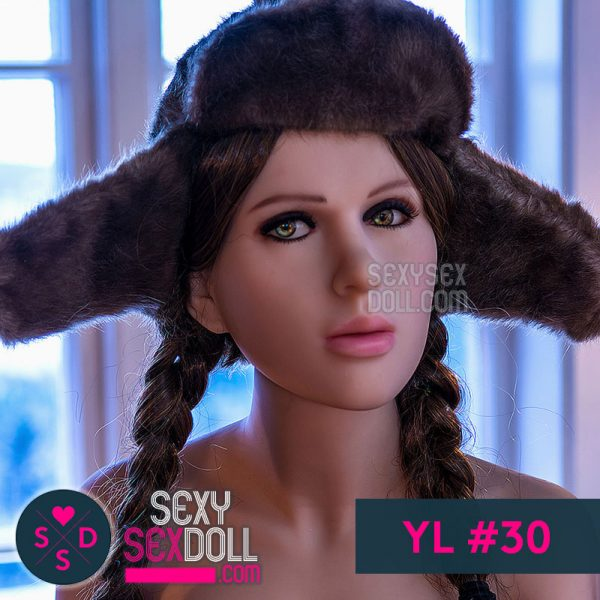 YLラブドールの頭部 #30 マリリン