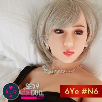 6Ye貴婦人ドールの頭部 #N6 瑠夏