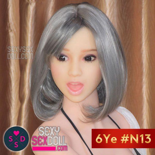 6Yeラブドールの頭部 #N13 咲薫