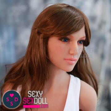 6Ye Doll Head N17 Tan Britney