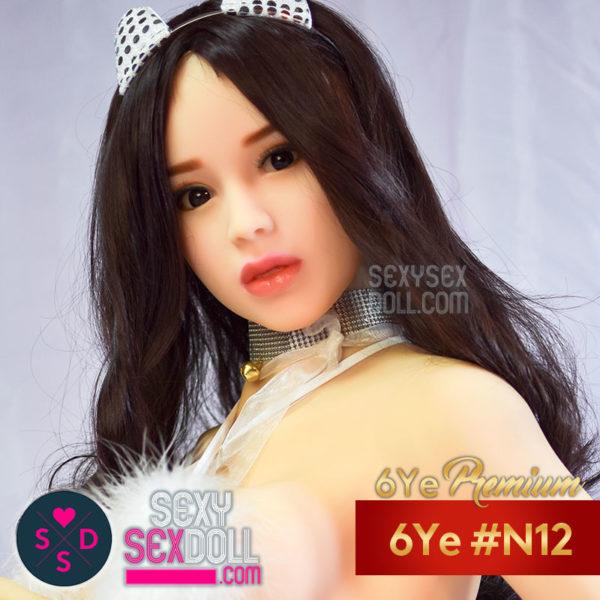 6YEブランド - ラブドールヘッド#N12
