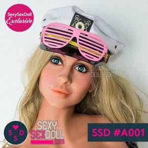 SSDブランド - ラブドールヘッド#A001