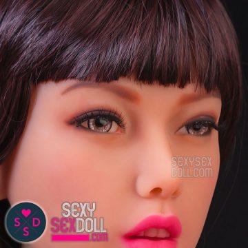 Sex Doll Grey Eyes
