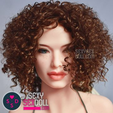 Short Cury Wig for Sex Doll 6Ye Premium Sex Doll wig SexySexDoll