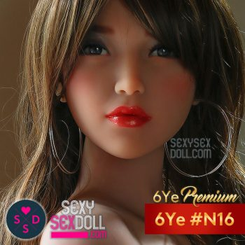 6YE Head #N16 Pamela
