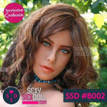 SSD Sex Doll Head #B002 - Country Girl Sloane