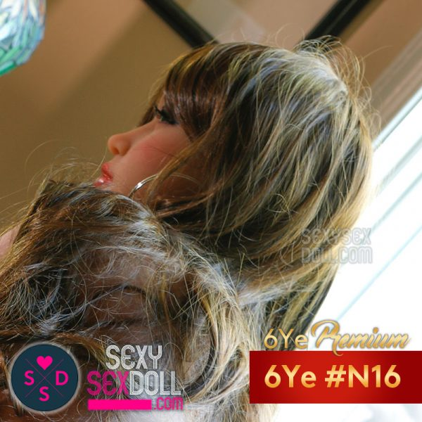 6Ye Love Doll Head #N16 Pamela