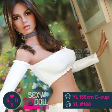 Super Model Sex Doll - YL 155cm D-cup Rinia