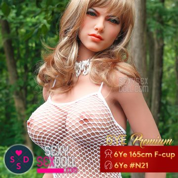 Porn Star Sex Dolls - 6Ye 165cm F-cup Premium Martini Head N21