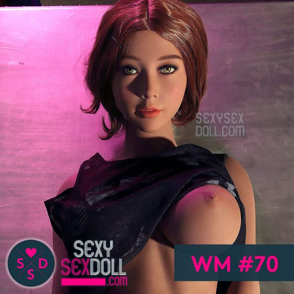 Asian Sex Dolls Head WM #70 - Cameron - Gorgeous Love Doll Brand