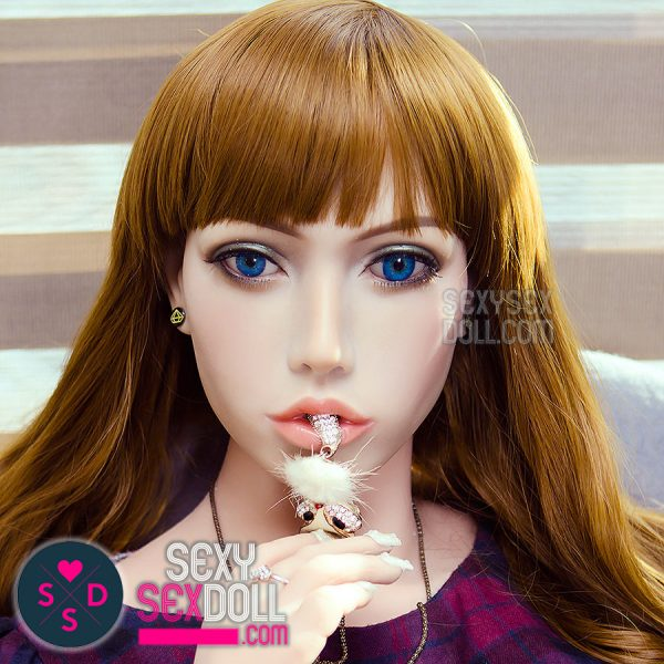 Silicone Real Sex Doll Z-one doll 160cm love doll head A16 Martina