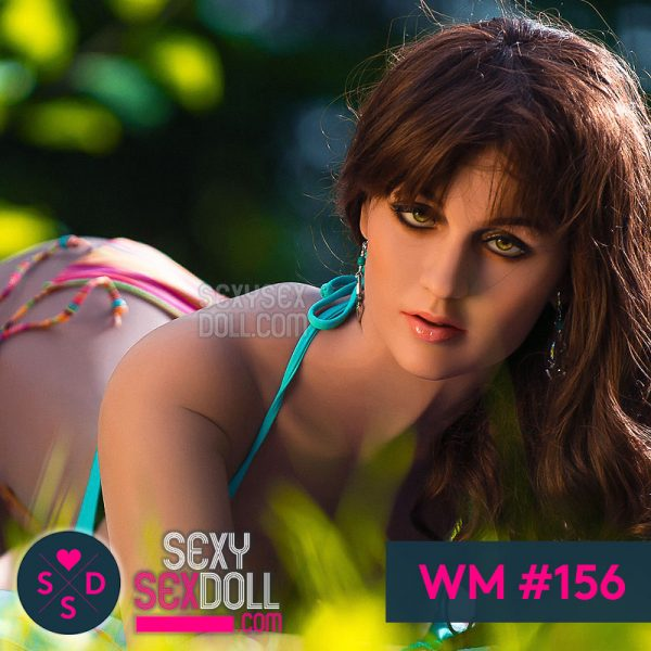 Summer Sex Doll Head #156 Thalassa