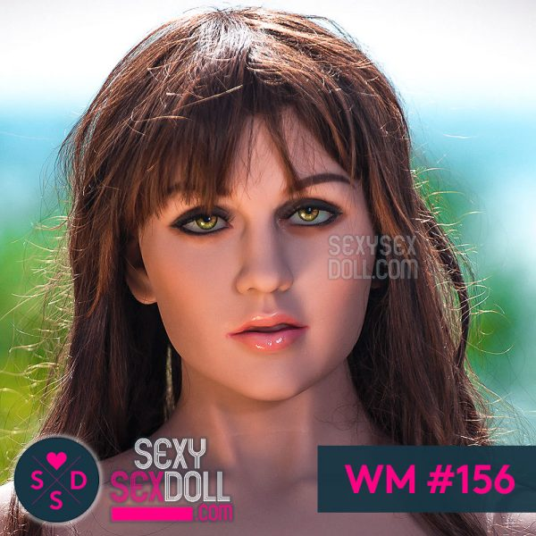 Summer Sex Doll Head #156 Thalassa