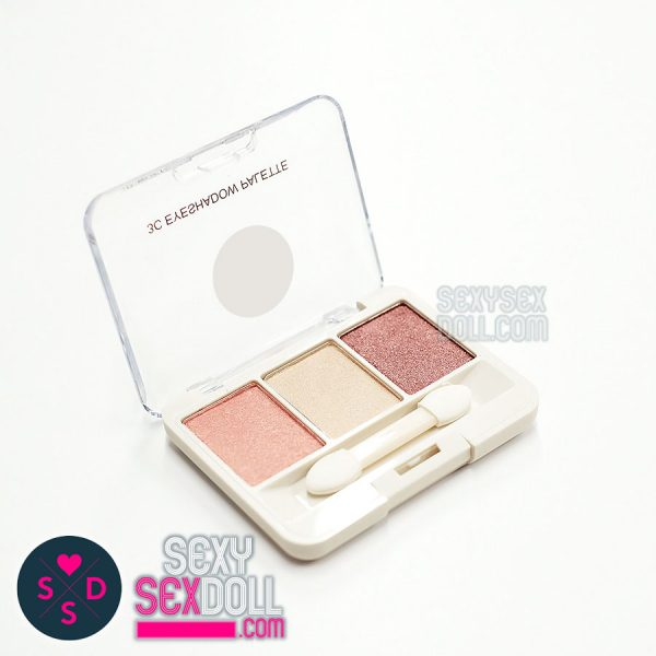 Sex Doll Eyeshadow - 3 colours (Pink / Light Brown / Dark Pink)