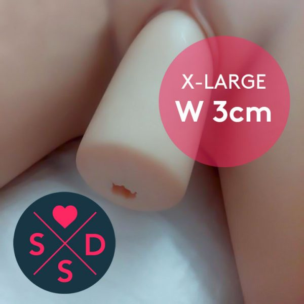 Removable Vagina Width 3cm (Easy to Clean)