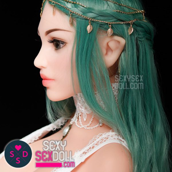Z-one doll 130cm Silicone Sex Doll Head A51