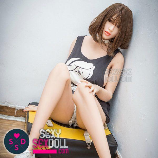 Japanese Real Doll WM 168cm E-cup head 53 Haruyo