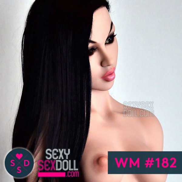 WM sex doll head #182 Sandra